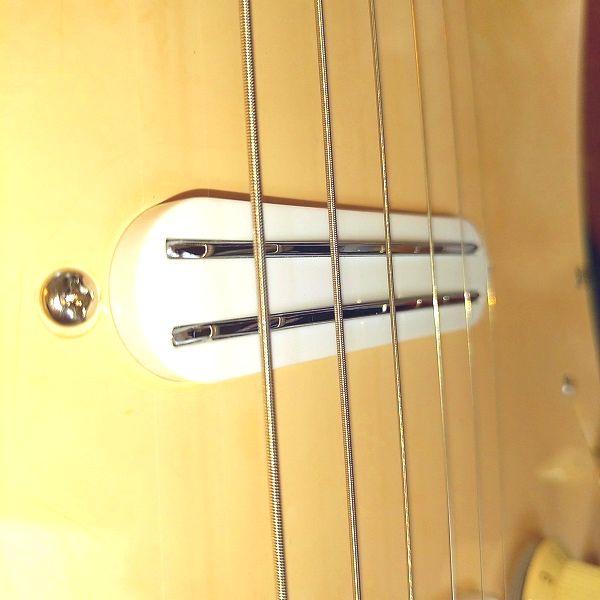 Musiclily 激安ピックアップ センターポジション横アングル