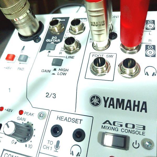 YAMAHA / AG03
