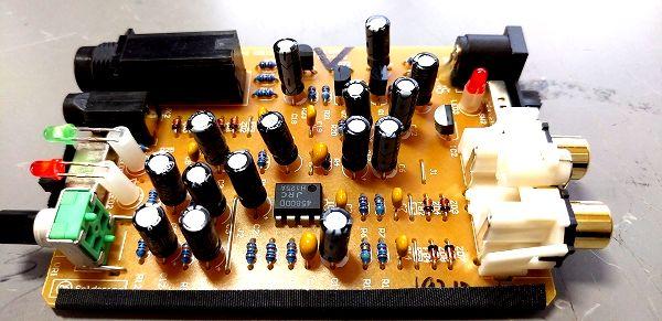 audio-technica AT-MA2 基板2