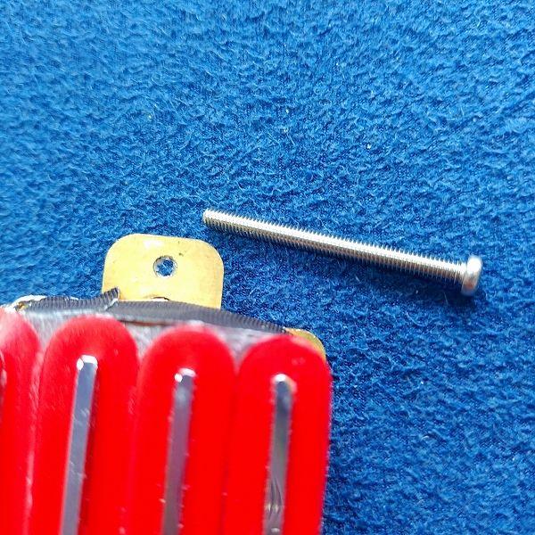 4デュアルダブルコイル Amazon 取り付けネジ径2.6mm