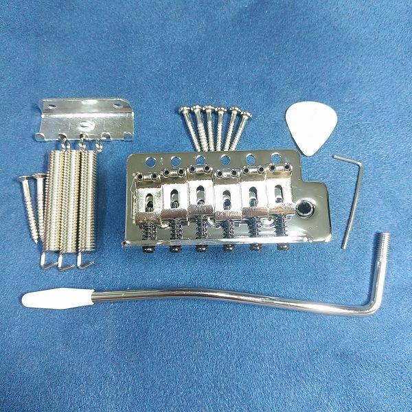 Wilkinson 10.5mm ビンテージスタイル フルブロックST ギタートレモロユニット ブリッジ