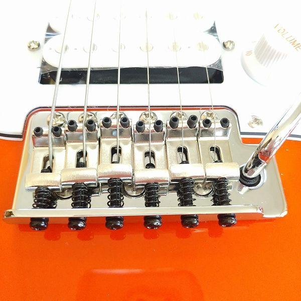 Wilkinson 10.5mm ビンテージスタイル フルブロックST ギタートレモロユニット ブリッジ 正面図