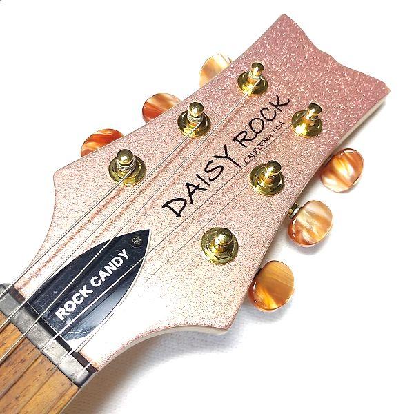 Daisy Rock + GOTOH P2 トップ