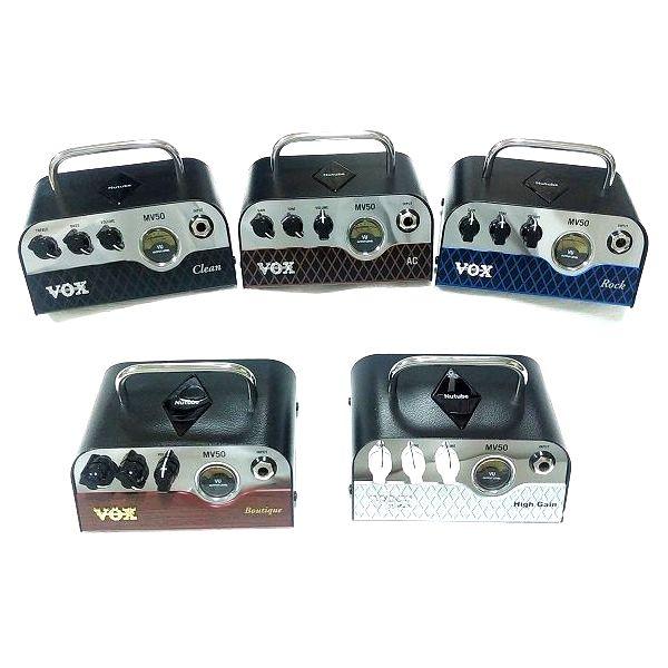 VOX MV50 現行全5機種