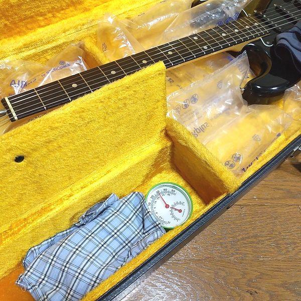 B49 ギター 湿度対策