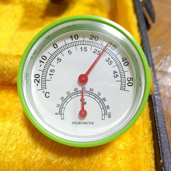 B49 ギター 湿度対策 湿度
