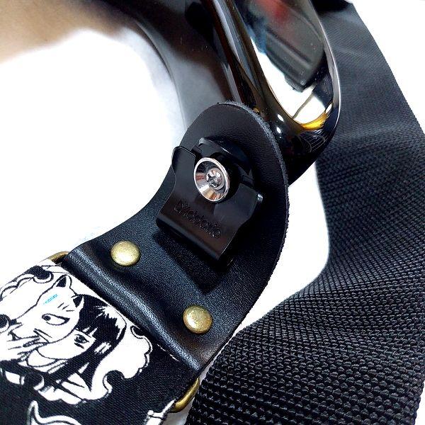 Fenderタイプ ストラップピン