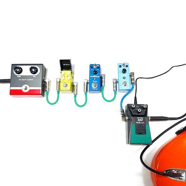 回路コピー系バッファードバイパスエフェクター