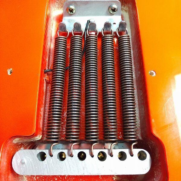 ESP Tremolo Tone Spring Type-1 5本字掛け