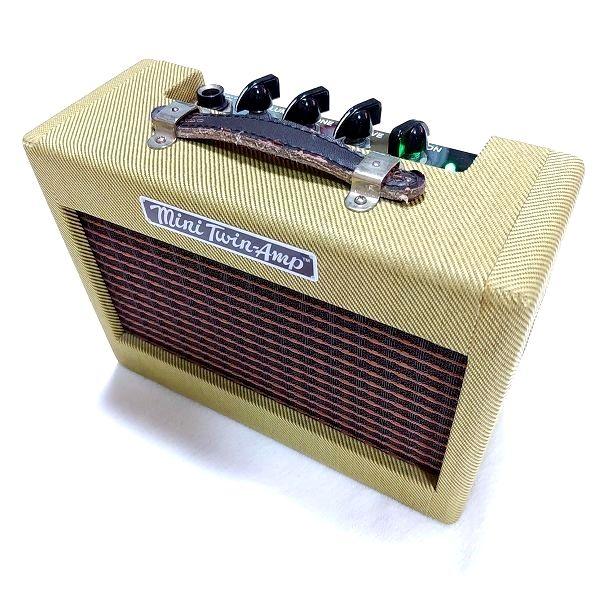 Fender Mini '57 Twin-Amp 修理完了