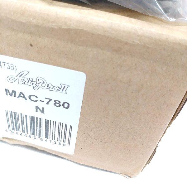 Aria Pro II MAC-780 段ボールラベル