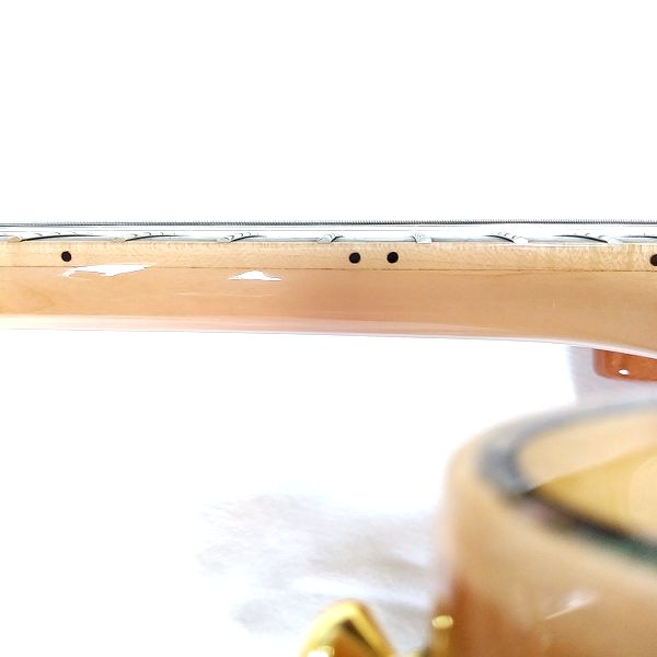 Aria Pro II MAC-780 弦高