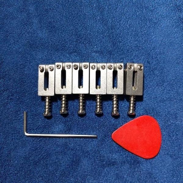 Musiclily Pro 10.5mm ステンレスサドル 封入物
