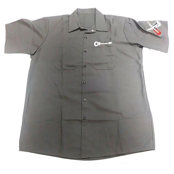 Charvel Patch Work Shirt 全体図