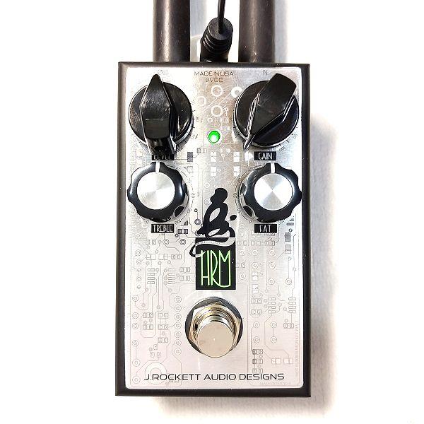 J. Rockett Audio Designs HRM GAIN MIN(他は中点)