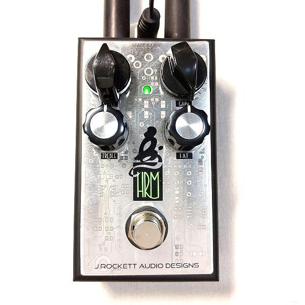 J. Rockett Audio Designs HRM GAIN MAX(他は中点)