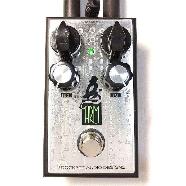 J. Rockett Audio Designs HRM TREBLE MIN&FAT MAX(他は中点)