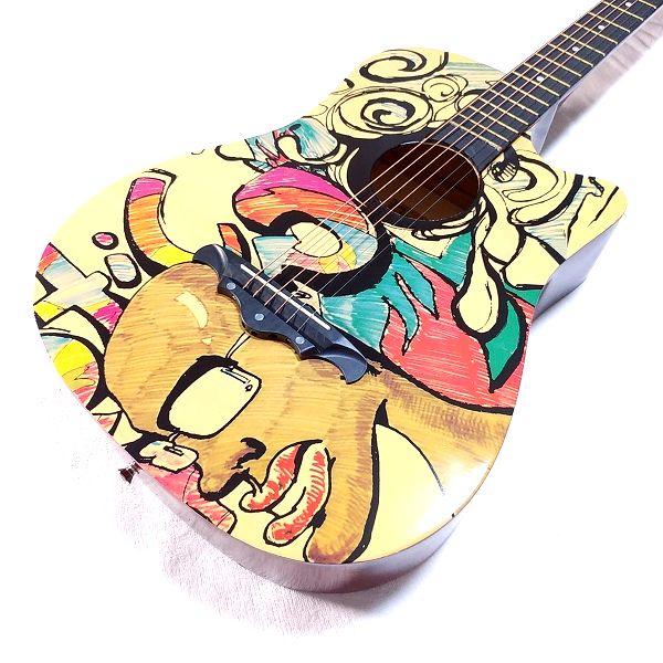 Amazon アコースティックギター 初心者セット ルックス