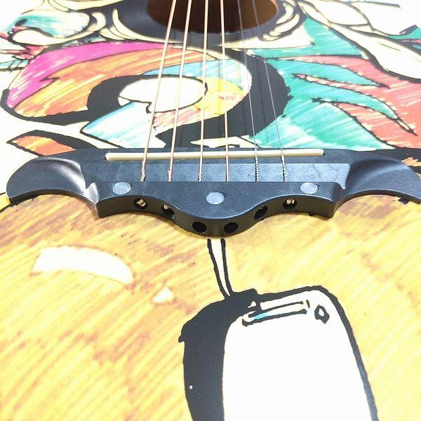 Amazon アコースティックギター 初心者セット ブリッジ