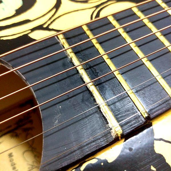 Amazon アコースティックギター 初心者セット 接着剤