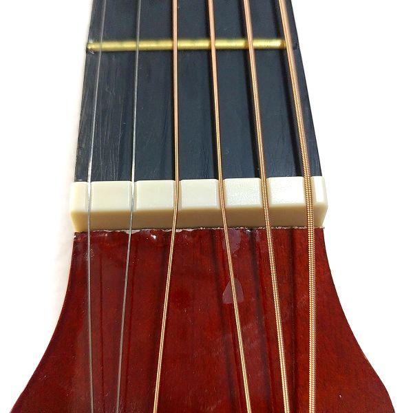 Amazon アコースティックギター 初心者セット ナット1