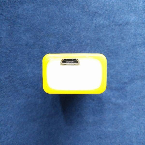 Effects Bakery Cheeseburger RE9V Battery USB端子