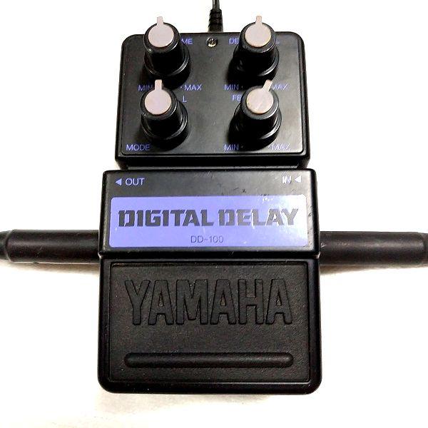 YAMAHA DD-100 + Ibanez AC119