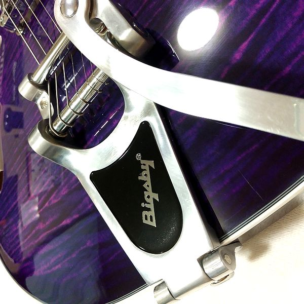 GROTE 335 style with Bigsby テールピース ビグスビー