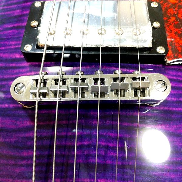 GROTE 335 style with Bigsby ブリッジ