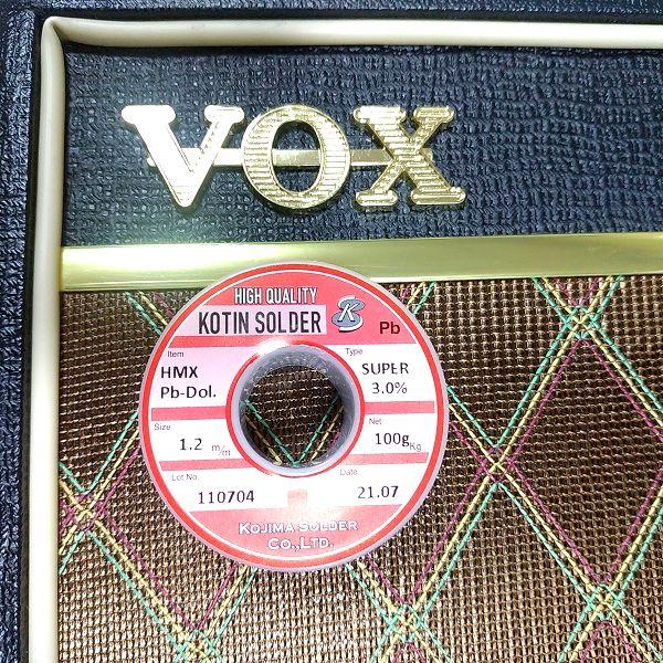 VOX Pathfinder10 + HMX Pb-Dol. まとめ