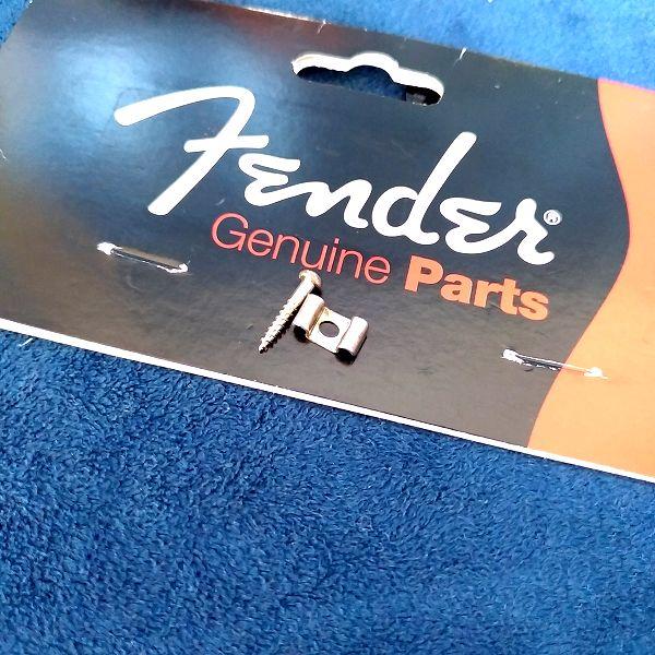 Fender 純正 ストリングガイド ラベル