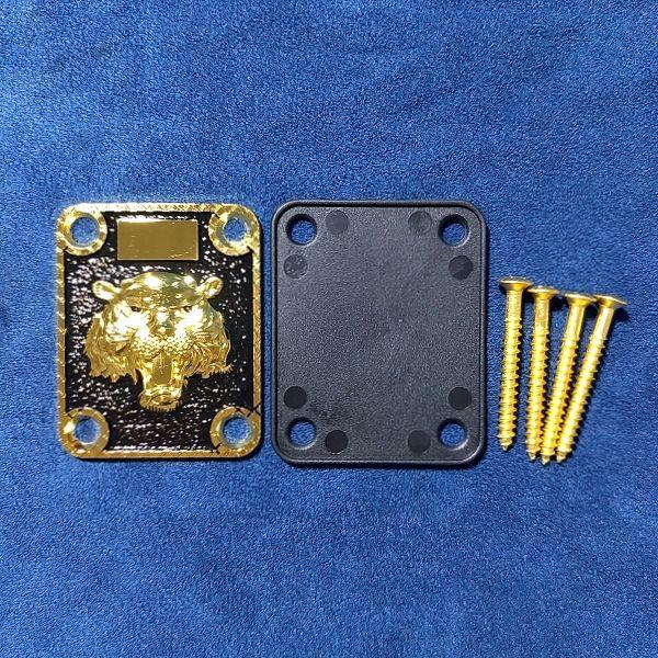 亜鉛合金タイガーネックプレート セット内容一式