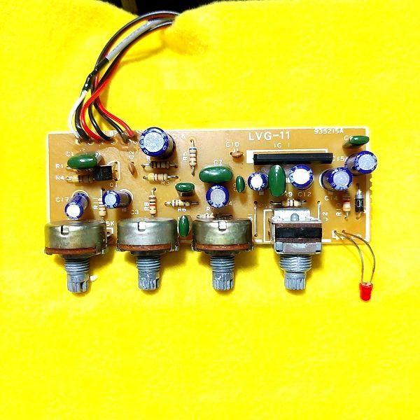 LVG-11 Micro Guitar Amp 基板