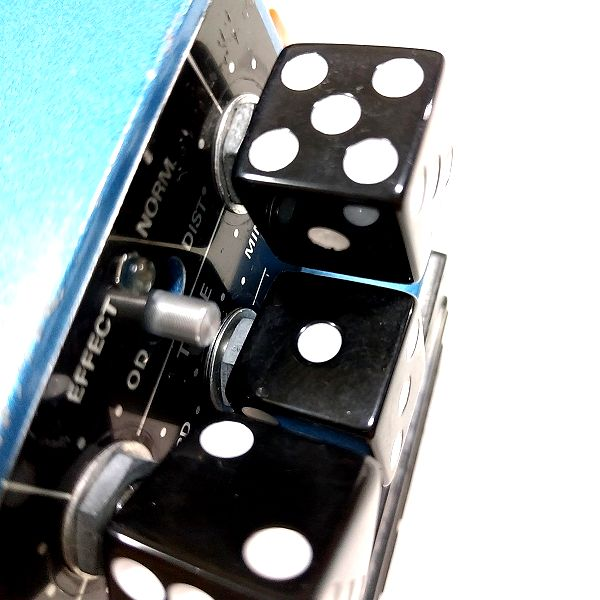 Yibuy ABS樹脂 ダイスノブセット / MAXON OD-01 THE DRIVER アップ