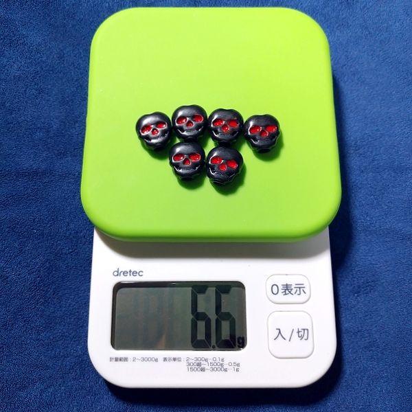ペグ 骷髅パータン ボタン 重量