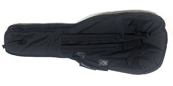 KC CSA-100 セミアコ用 ギグバッグ 裏面