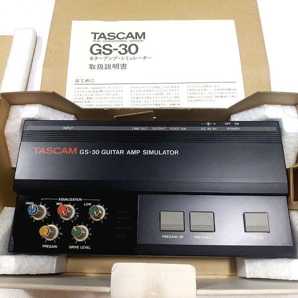 TASCAM GS-30