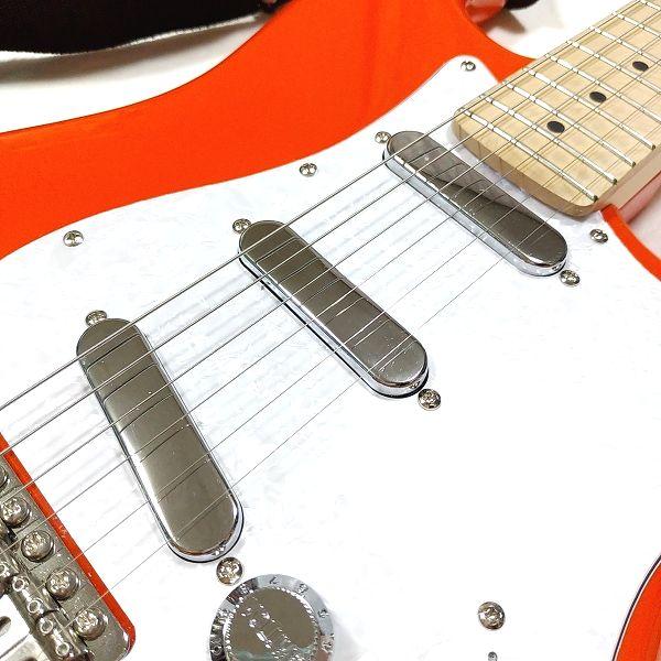 シングルコイル用 金属製ピックアップカバー 音質変化