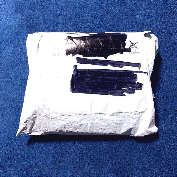 安ギターノブ 選択会議 スカルボリュームノブセット 包装