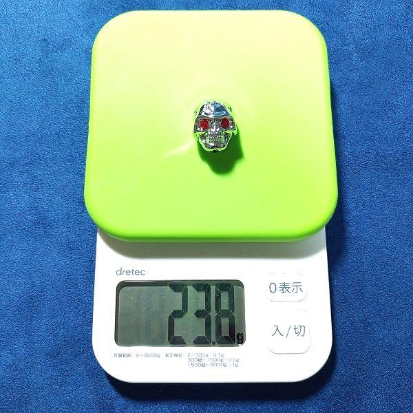 安ギターノブ 選択会議 スカルボリュームノブセット メタルノブ 重量