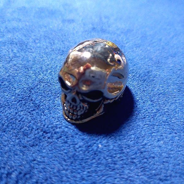 Q-Parts Jumbo Skull I 斜めアングル