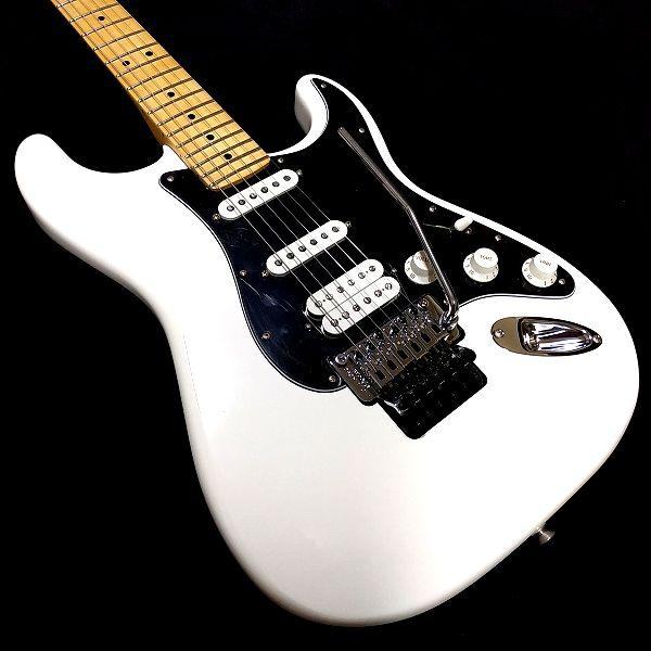 Fender Player Stratocaster Floyd Rose HSS ボディ全体図