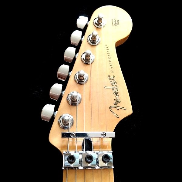 Fender Player Stratocaster Floyd Rose HSS �ックヘッド正�