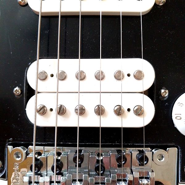 Fender Player Stratocaster Floyd Rose HSS ブリッジピックアップ