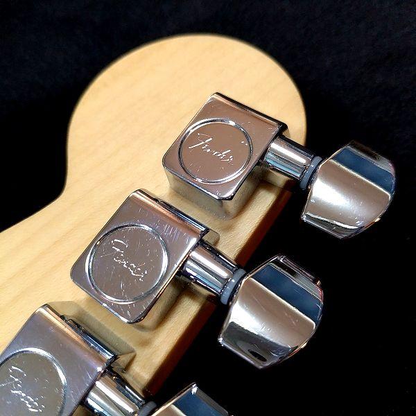 Fender Player Stratocaster Floyd Rose HSS ペグロゴ刻�